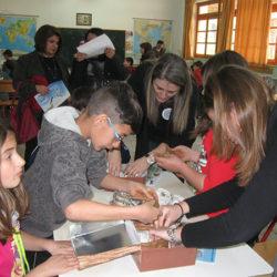 δράσεις ευαισθητοποίησης-ενημέρωσης σε σχολείο σε συνεργασία με την Ελληνική Ορνιθολογική Εταιρία