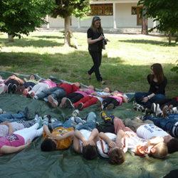 δραστηριότητα περιβαλλοντικού χαρακτήρα με σχολείο